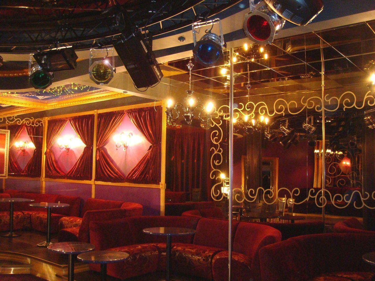 Эксклюзивный интерьер - Ночной клуб «КАЛИПСО» в г. Белая Церковь